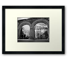 Bishop Lucy Park Framed Print