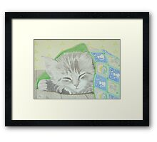 Sweet dreams! Framed Print