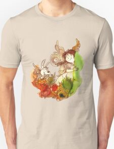 """""""PEEKABOO"""" from the series """"Angels of Protection"""" for Kids Unisex T-Shirt"""