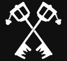 Keyblade Cross (Kingdom Hearts) by CalvertSheik