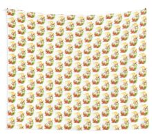 """""""PEEKABOO"""" from the series """"Angels of Protection"""" for Kids Wall Tapestry"""