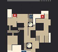 Counter-Strike de_dust2 by pagrafy