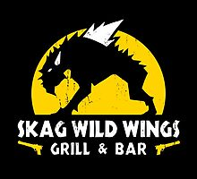 Skag Wild Wings by spazzynewton