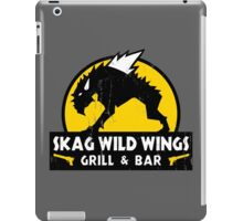 Skag Wild Wings iPad Case/Skin
