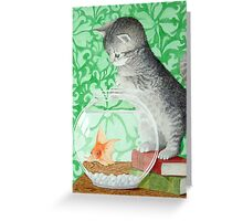 A possible meal! Greeting Card