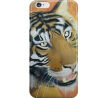 The Tiger Oil Painting iPhone Case/Skin