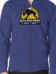 Skag Wild Wings Zipped Hoodie