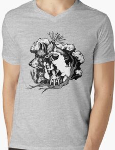 The Spirit Princess Mens V-Neck T-Shirt
