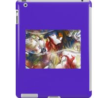 Let your spirit receive the message iPad Case/Skin
