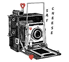 Say Cheese Photographic Print