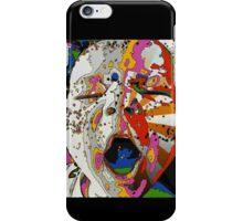 Psychedelic Baby  iPhone Case/Skin