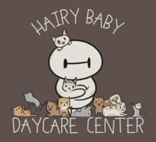 Hairy Baby Daycare Center Kids Clothes