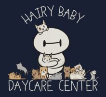 Hairy Baby Daycare Center One Piece - Long Sleeve