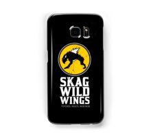 Skag Wild Wings (alternate) Samsung Galaxy Case/Skin
