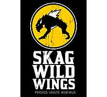Skag Wild Wings (alternate) Photographic Print