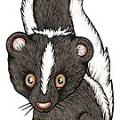 The Scented Skunk by Anita Inverarity