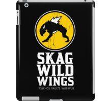 Skag Wild Wings (alternate) iPad Case/Skin