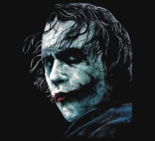 The Dark Knight Joker by uchapati