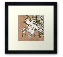 Messengers of Apollo Framed Print