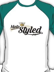 Moto Styled (Cafe Racer) T-Shirt