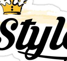Moto Styled (Cafe Racer) Sticker