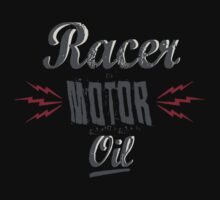 Racer motor oil Kids Clothes