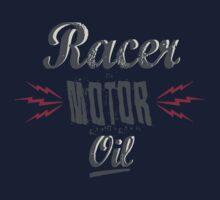 Racer motor oil Baby Tee