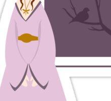 Sansa the Little Bird Sticker