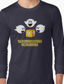 The Boos have the question box Long Sleeve T-Shirt