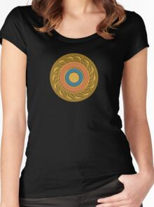 The Eye of Jupiter Women's Fitted Scoop T-Shirt