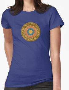 The Eye of Jupiter Womens Fitted T-Shirt