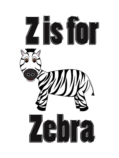 Z Is For Zebra by Chere Lei