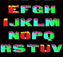 alphabets, abcd by creativecm