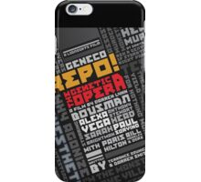 Repo the Genetic Opera iPhone Case/Skin