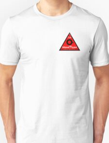 O- blood type information / stay safe, I suggest application to helmets Unisex T-Shirt