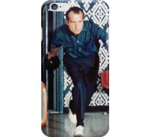 Richard Nixon Bowling iPhone Case/Skin