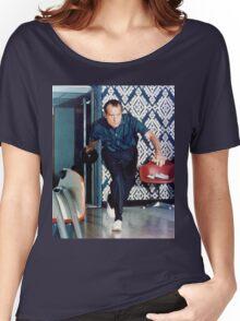 Richard Nixon Bowling Women's Relaxed Fit T-Shirt