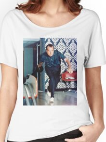 Richard Nixon Bowling Women's Relaxed Fit T-Shirt