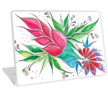 Heliconia Laptop Skin