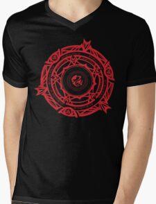 Gremory Clan Magic Circle Mens V-Neck T-Shirt