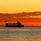 Bundeena Ferry by Graham Grocott