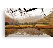 Brotherswater, The Lake District NP Canvas Print