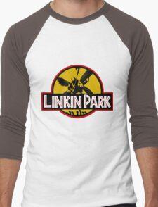 Jurassic Men's Baseball ¾ T-Shirt