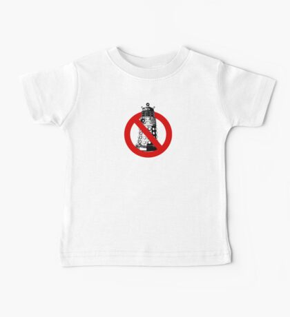 WHO you gonna call? White Baby Tee