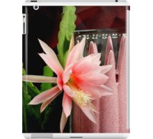 Pink Petal Pushers iPad Case/Skin