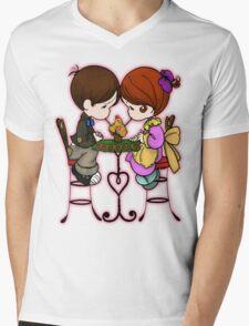 San Valentine's Day Mens V-Neck T-Shirt