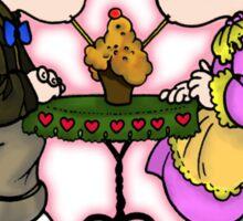 San Valentine's Day Sticker