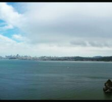 Panoramic Vision SF Sticker
