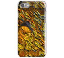 Golden Stone iPhone Case/Skin