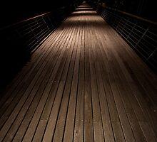 The lightened path by SteveJSharp